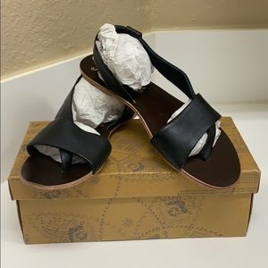 Free People Under Wrap Sandal 39
